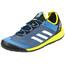 adidas Terrex Swift Solo Schoenen Heren geel/blauw